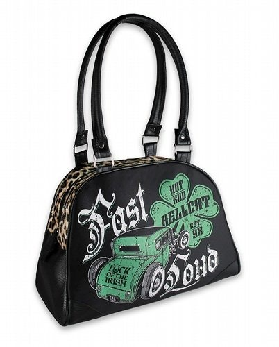 Hot Rod Hellcat väska Bowling bag/ irish