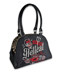 Hot Rod Hell Cat väska bowling bag/ to hell and back