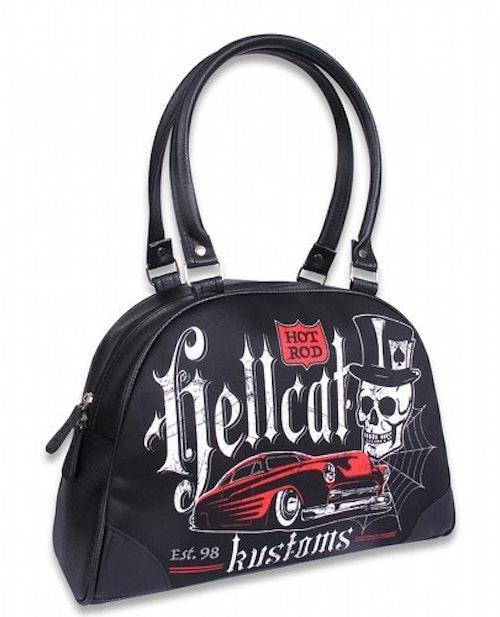 Hot Rod Hellcat väska Kustom
