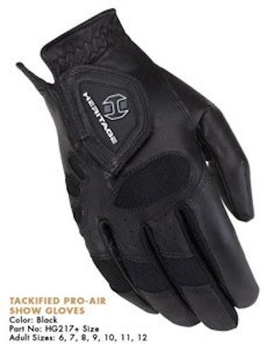 Heritage Handske Tackified pro-air gloves