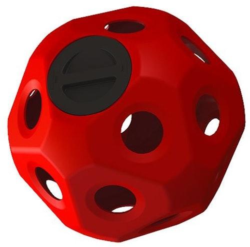 Höboll röd