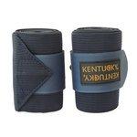 Kentucky stretchlindor Marinblå