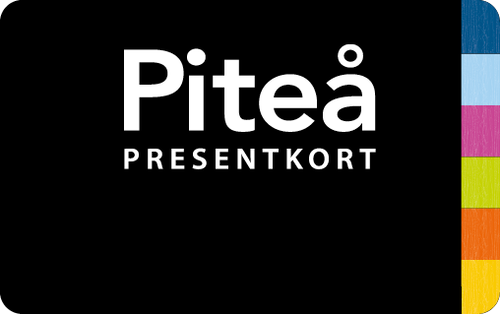 Piteå Presentkort 1100