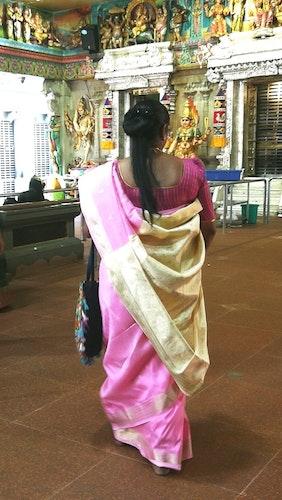 Print Sari