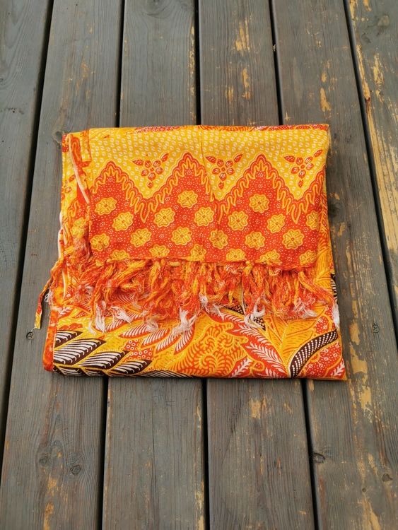 Sarong Orange