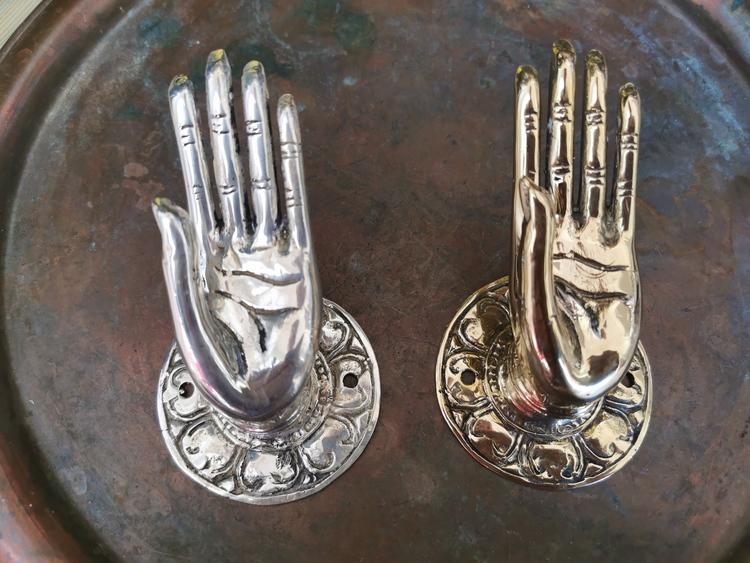 Hand krok