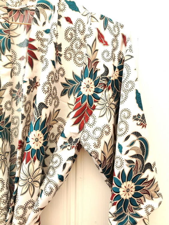 Kimono vit