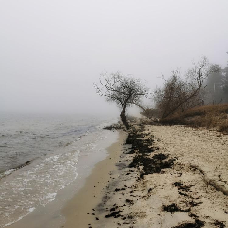 Dimmig strand
