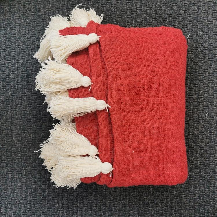 Filt/pläd Boddhana roströd