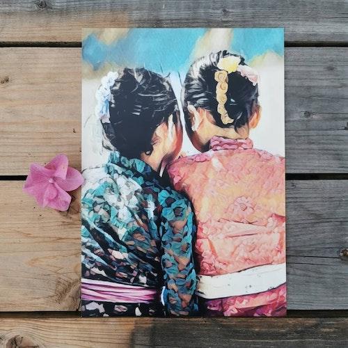 Kort Bali Vänskap