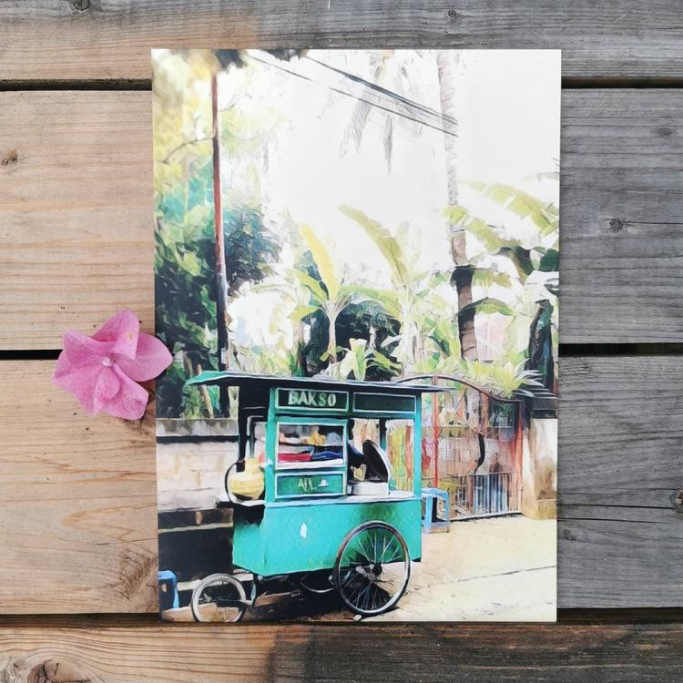 Kort Bali Baksowagon