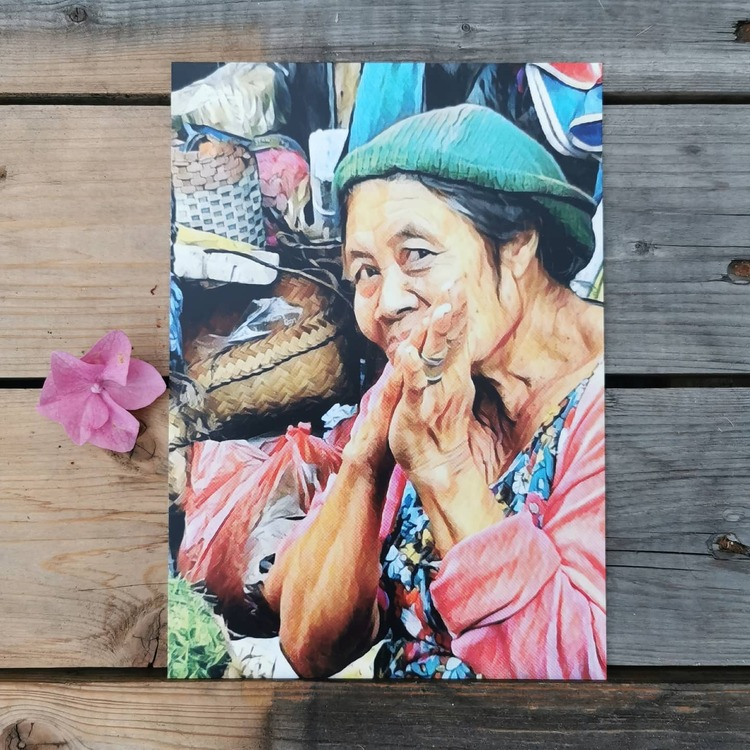 Kort Bali Tacksam