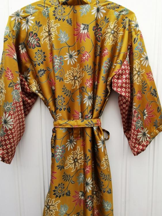 Kimono guldgul
