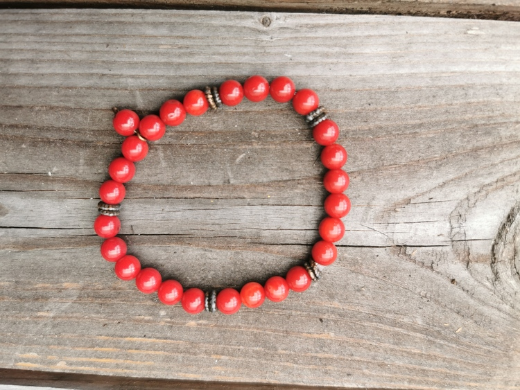 Armband Red