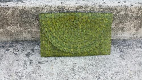Handväska Strå