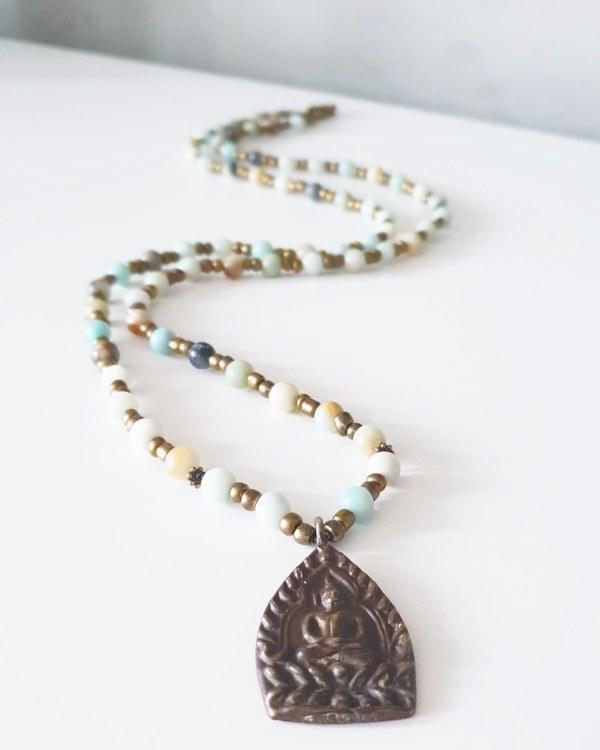 Amulett & Amazonit
