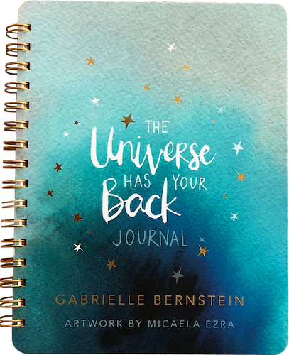 The universe has your back - Journal