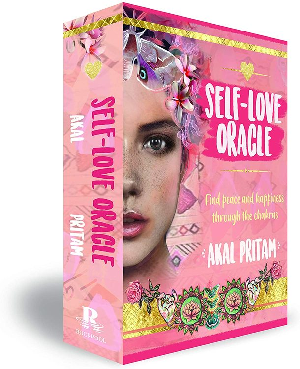 Self-Love Oracle cards