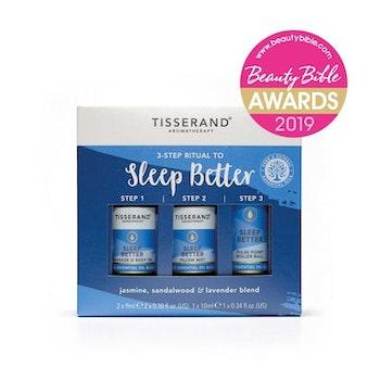 3-step ritual to sleep better
