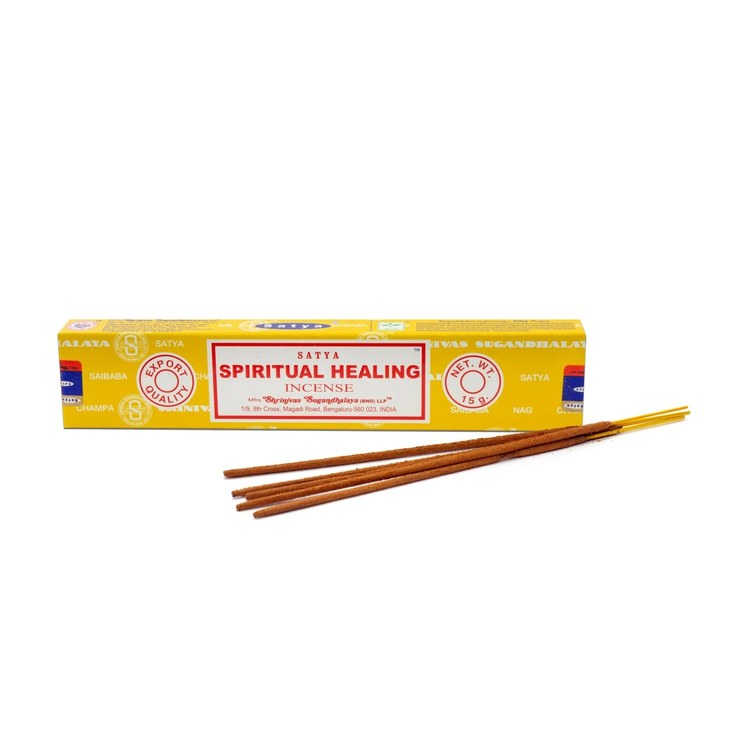 Spiritual Healing incense, satya rökelse