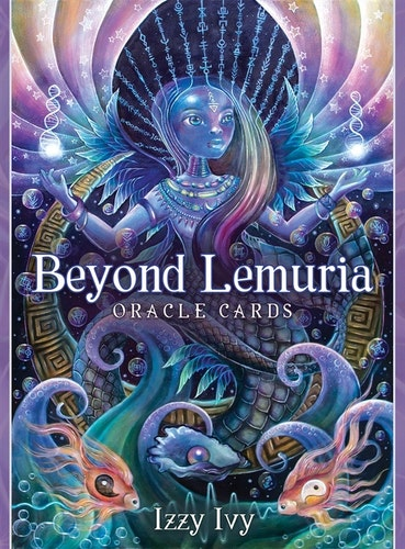 Beyond Lemuria, oracle cards