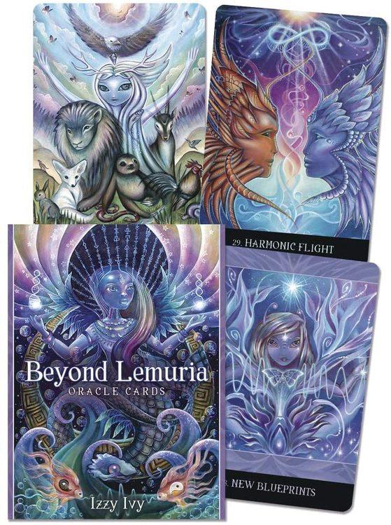 Beyond Lemuria, oracle cards