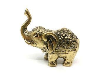 Elefant guld