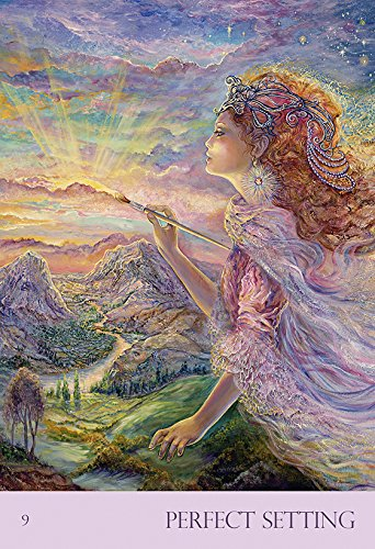 Nature´s Whispers, Angela Hartfield oracle cards