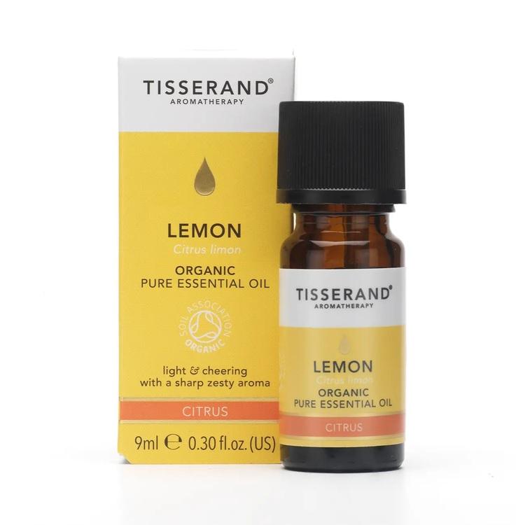 Lemon, essential oil, 9ml