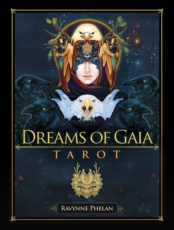 Dreams of Gaia, Tarotkort