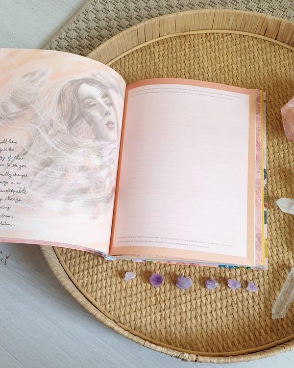 Self-Love journal, Akal Pritam