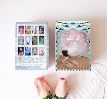 The Starchild Tarot - 1st Edition - CLASSIC BOX