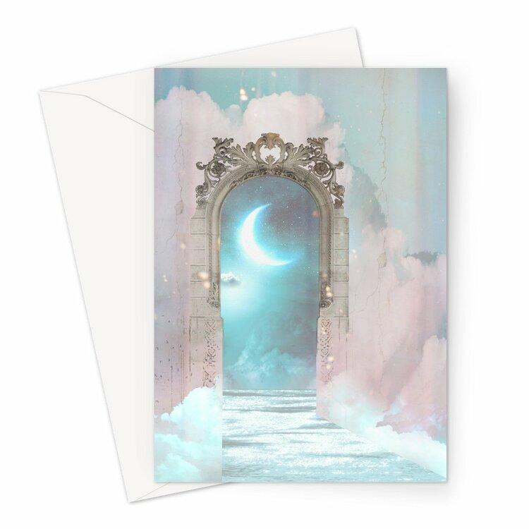 A5 Kort - Luna greeting