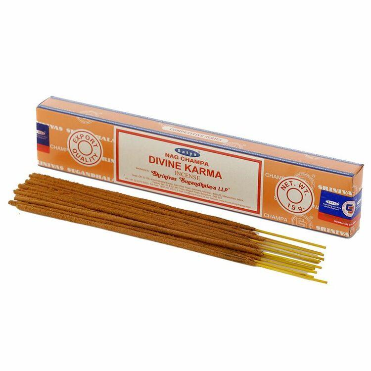 Divine Karma, Satya incense sticks