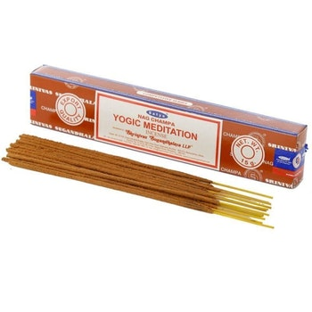 Yogic Meditation, Satya Incense sticks