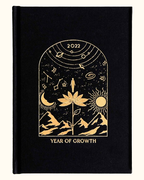 2022 Year of growth, kalender