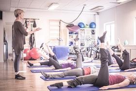Pilates för Seniorer