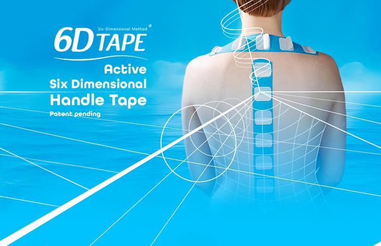 6D metoden: 6D tape och 6D action device - utökad kurs med klientcase!