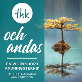 Och Andas - online workshop i andningsteknik med Anna