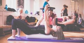 Pilates med Small Props - Fullt