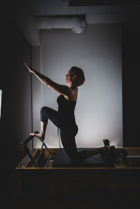 PT Pilates i maskiner