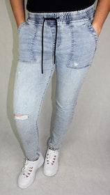 3D Denim Jeans