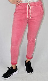 ITAIMASK Jeans Rosa