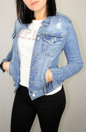 Kate Denim Jeansjacka