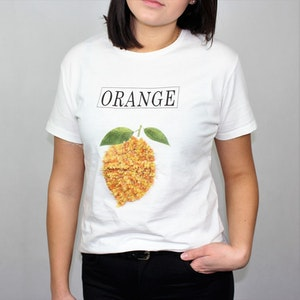 Pepper&mint London Top Orange
