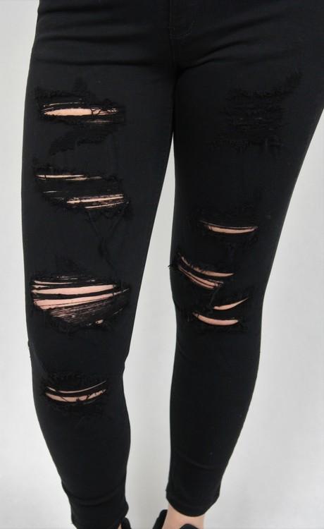 Byxor Water Jeans Denim
