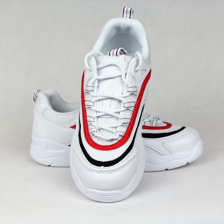 Sneakers W/R/B