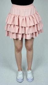 Mini Lalu kjol Rosa