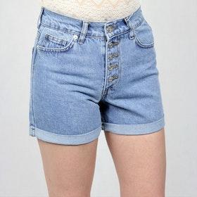 Ponza Plus Denim Shorts