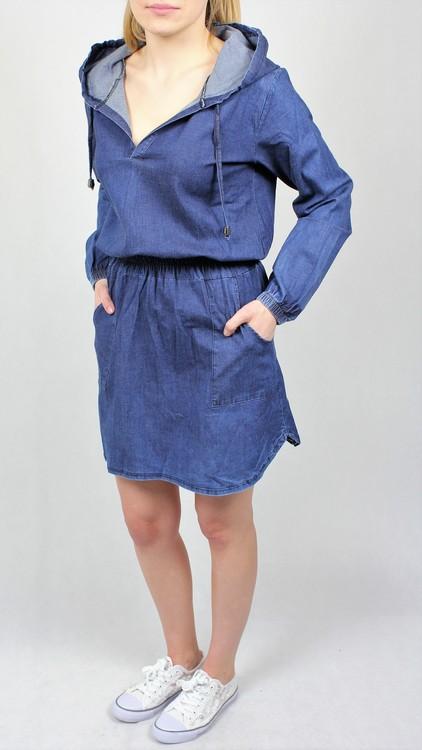 Fame Fashion Jeans klänning